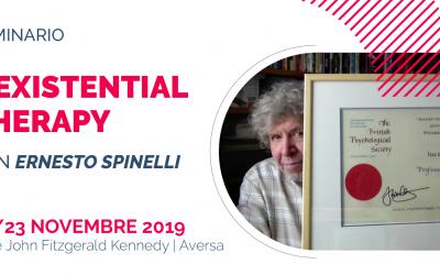 """Corso di aggiornamento """"Existential Therapy: Seminario con Ernesto Spinelli"""""""