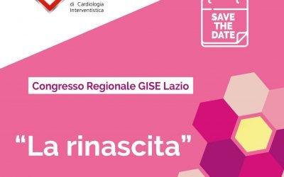 """Congresso Regionale GISE Lazio """"La rinascita"""""""